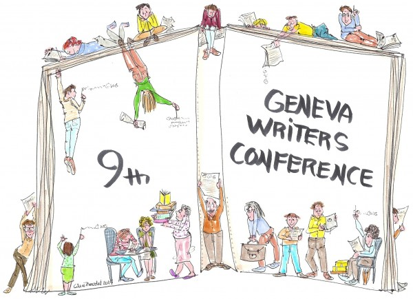 GWG Conference - 2014 - Illustration by Alice Baudat